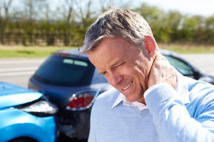 car accident chiropractor ocala 300x200 - Driver Suffering From Whiplash After Traffic Collision